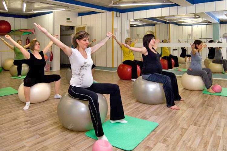 Cvičení pro těhotné – Pilátes