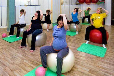 Zdravotní cvičení pro ženy