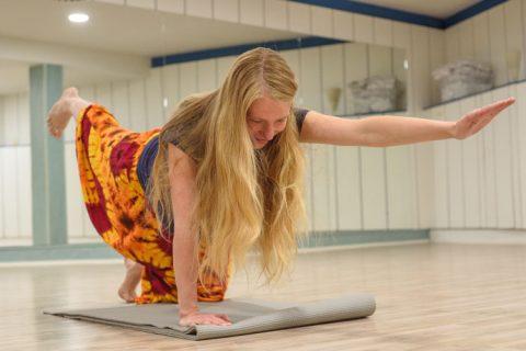 Jemná jóga – cvičení i pro těhotné